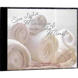 Custom Imprinted Relaxation Music CDs