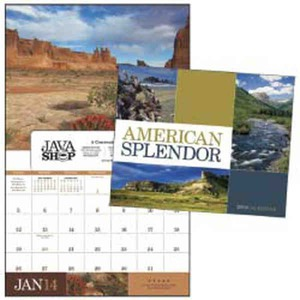 Custom Imprinted Rembrandt Commercial Calendars
