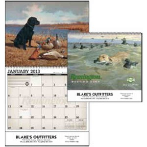 Appointment Calendars - Remington Hunting Dogs Appointment Calendars