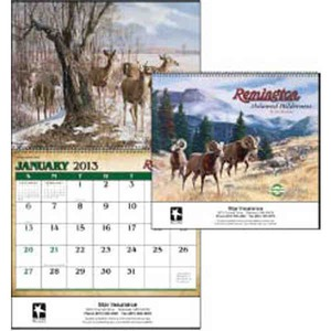 Appointment Calendars - Remington Untamed Wilderness Appointment Calendars