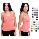Custom Imprinted American Apparel Tank Tops For Women