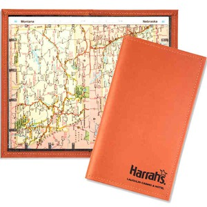 Custom Imprinted Road Atlases!