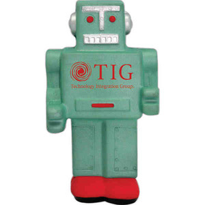 Robot Themed Promotional Items - Robot Stress Relievers