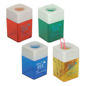 Robot Themed Promotional Items - Robot Themed Arch Clip Dispensers
