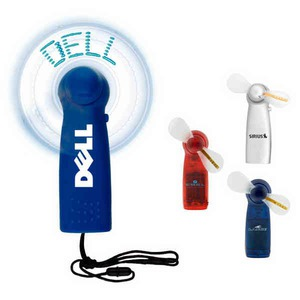 Robot Themed Promotional Items - Robot Themed Mini Fans