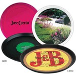 Custom Printed Round Serving Trays!