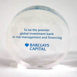 Acrylic Embedments - Round Shaped Acrylic Embedments