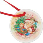 Christmas Ornaments - Porcelain Ornaments