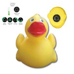 Custom Printed Rubber Ducks with Thermometers!