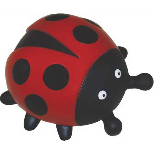 Custom Imprinted Bug Shaped Squeeky Toys!