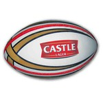 Custom Printed Rugby Sport Inflatable Balls!