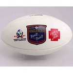 Custom Printed Rugby Sport Mid Size Balls!