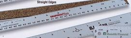 Custom Imprinted Ludwig Precision Straight Edge Rulers!