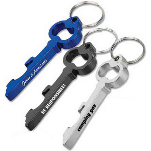 Custom Imprinted Rush Service Bottle Openers
