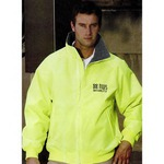Custom Printed Safeguard Safety Jackets!