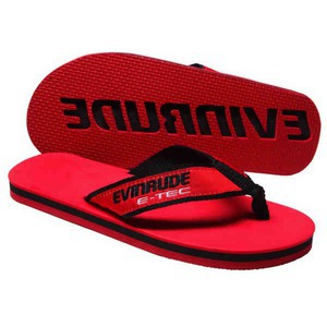 Custom Imprinted Collegiate Sandal Flip Flops