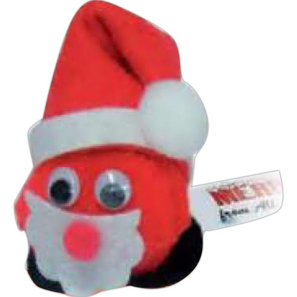 Custom Imprinted Santa Christmas Holiday Themed Weepuls