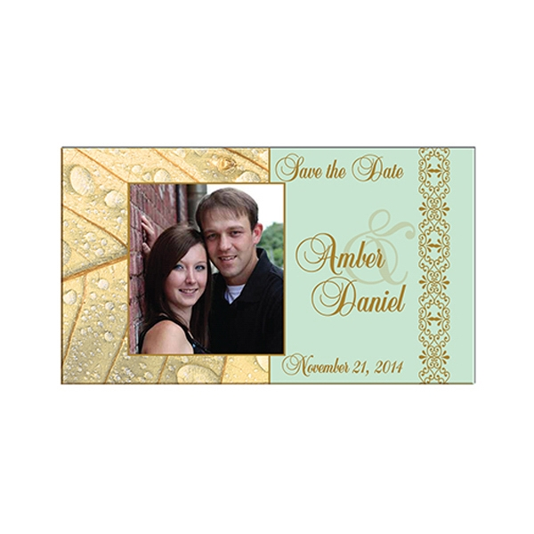 Wedding Favors - Wedding Favor Save the Date Magnets