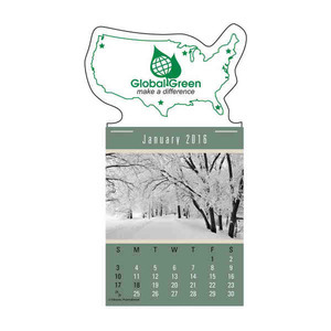 Press and Stick Calendars -