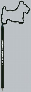Dog Bent Shaped Pens -