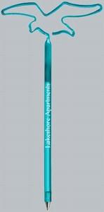 Bird Bent Shaped Pens -