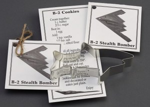 Fish Themed Promotional Items - Shark Stock Shaped Cookie Cutters