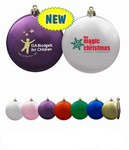 Custom Imprinted Christmas Ornaments