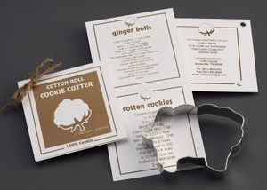 Customized Sheep Stock Shaped Cookie Cutters