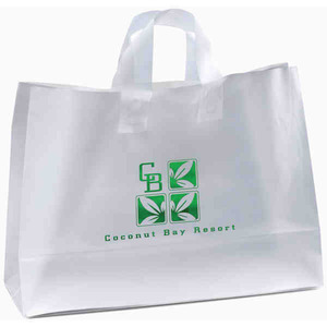 Custom Imprinted Shopping Bags!