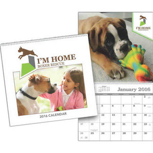 Custom Made Single Image Appointment Custom Calendars