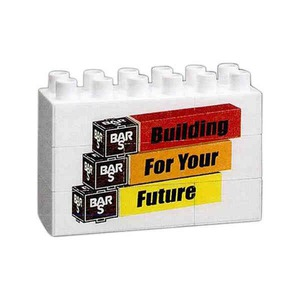 Custom Made Six Block Wide Size Full Color Promo Block Sets!