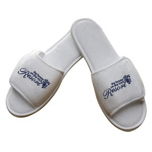 Motel and Hotel Industry Promotional Items - Slippers