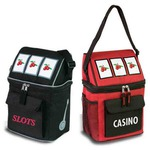 Custom Printed Slot Machine Cooler Bags!