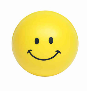 Stress Balls - Smiley Face Stressball Squeezies