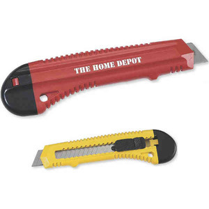 Utility Knife Tools - Snap Blade Utility Knives