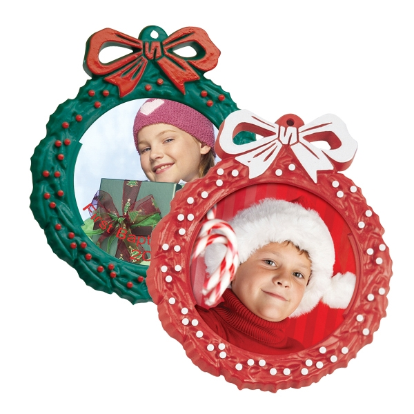 Christmas Ornaments - Photo Christmas Ornaments