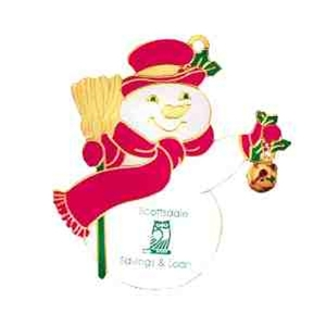 Colored Enamel Christmas Ornaments -