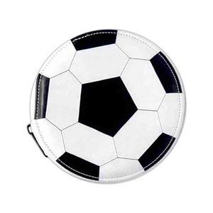 Custom Imprinted Soccer Ball CD Holders!