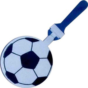 Custom Imprinted Soccer Ball Cheering Accessories!
