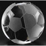Custom Printed Soccer Ball Paperweight!