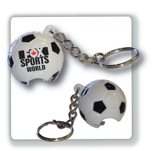 Bottle Openers - Soccer Ball Shaped Bottle Openers