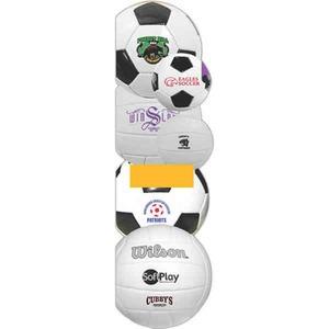 Custom Printed Soccer Balls!
