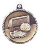 Soccer Medals - Soccer High Relief Medals