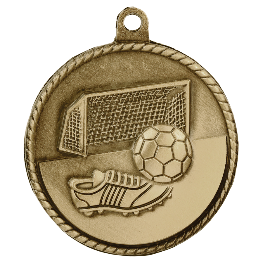 Customized Soccer High Relief Medals!