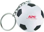 Custom Printed Soccer Sport Themed Keychains!