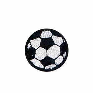 Custom Imprinted Soccer Ball Embroiderys!