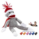 Custom Imprinted Sock Monkeys