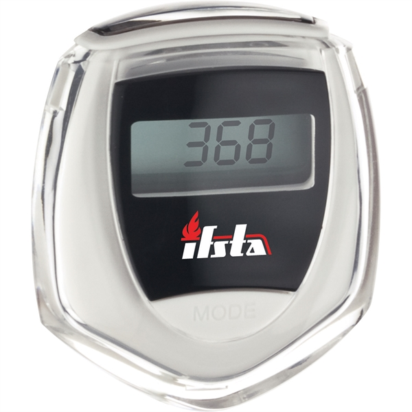1 Day Service Pedometers - 1 Day Service Eco Friendly Pedometers