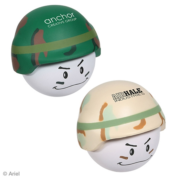 Military Stress Relievers -