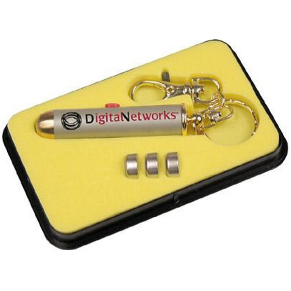 Customized Solid Brass Laser Pointers